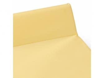 Přebalovací podložka 2stranná BASIC žlutá 3