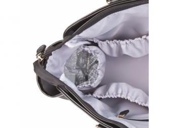 Přebalovací taška na kočárek SOHO, black 3