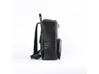 Přebalovací batoh na kočárek MOON, black 3