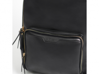 Přebalovací batoh na kočárek MOON, black 7