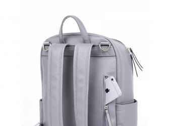 Přebalovací batoh na kočárek MOON, dark grey 11