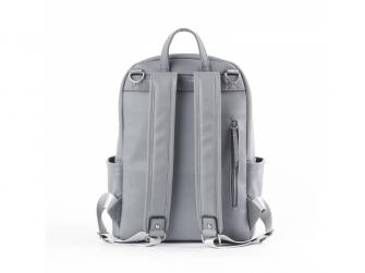 Přebalovací batoh na kočárek MOON, dark grey 2