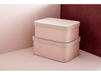 Krabice 2 ks Pink 2