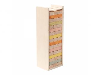 Kostky dřevěné 2