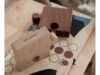 Puzzle dřevěné 4 ks Neo 3