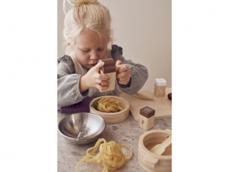 Sada na vaření dřevěná Bistro 5