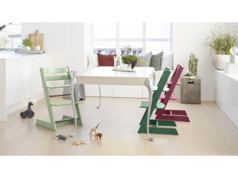 Židlička Tripp Trapp® - Moss Green 10