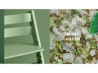 Židlička Tripp Trapp® - Moss Green 4