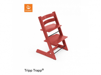 Židlička Tripp Trapp® - Warm Red