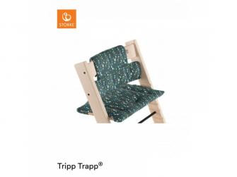 Polstrování classic k židličce Tripp Trapp® Terazzo Petrol OCS