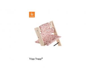 Polstrování classic k židličce Tripp Trapp® Pink Fox OCS