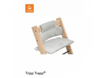 Polstrování classic k židličce Tripp Trapp® Nordic Grey OCS
