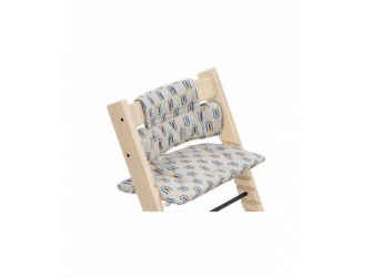 Polstrování classic k židličce Tripp Trapp® Robot Grey OCS