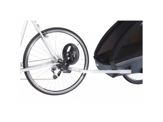 Thule Coaster XT bike trailer+Stroll Black 6