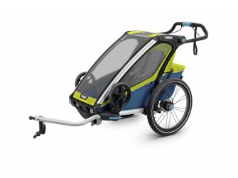 Chariot Sport1, Chartreuse
