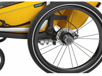 Thule Chariot Sport1 SpeYellow 4