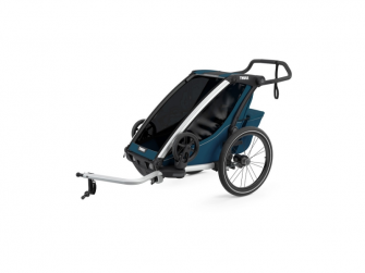 Thule Chariot Cross1 MajolBlue
