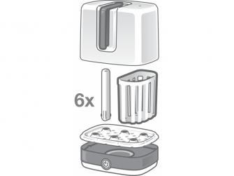Parní sterilizátor elektrický Vario Express 4