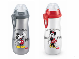 FC Láhev Sports Cup, Disney - Mickey 450 ml, SI push-pull pítko