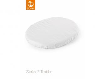 Prostěradlo do postýlky Sleepi™ Mini 80cm, White