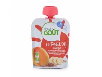 6x Good Gout BIO Mangová snídaně (70 g)