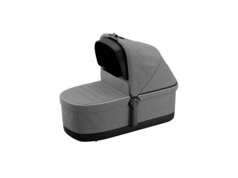 Sleek Bassinet Grey Melange