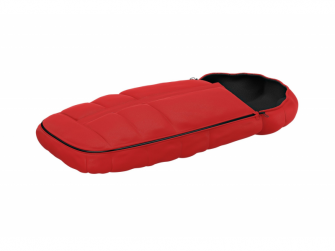 Foot Muff City Energt Red
