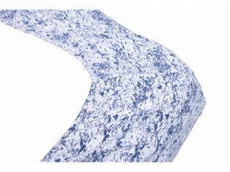 Přebalovací podložka (povlak) malá modrá 2