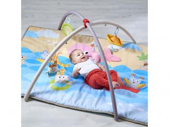 Hrací deka s hrazdou Moře 2