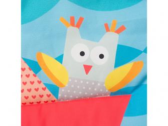 Hrací deka s hrazdou Moře 8
