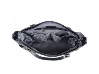Přebalovací taška na kočárek LILY, black 2
