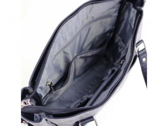 Přebalovací taška na kočárek LILY, black 3