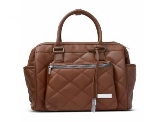 Taška na pleny Style brown 2021 2