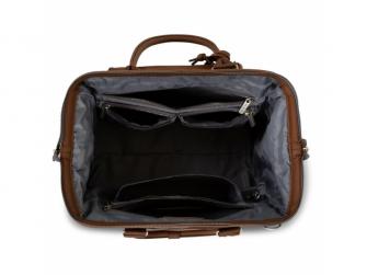 Taška na pleny Style brown 2021 3