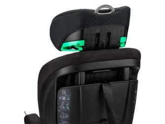Aspen i-Size black DIAMOND EDITION 2021 15