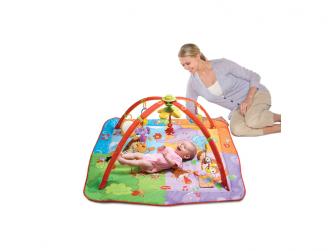 Hrací deka s hrazdou Gymini® Move&Play 2