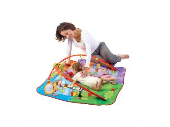 Hrací deka s hrazdou Gymini® Move&Play 3