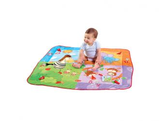 Hrací deka s hrazdou Gymini® Move&Play 4