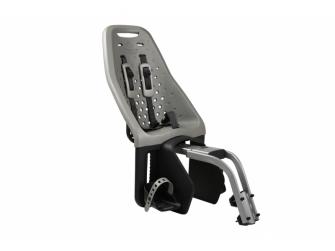 Yepp Maxi Seat Post Silver