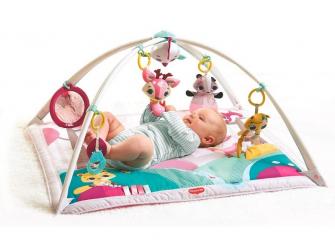 Hrací deka s hrazdou Gymini Tiny Princess Tales 9