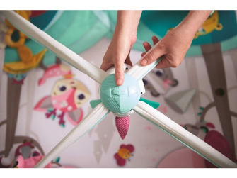 Hrací deka s hrazdou Gymini Tiny Princess Tales 2