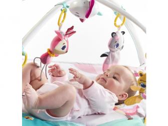 Hrací deka s hrazdou Gymini Tiny Princess Tales 4