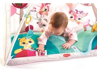 Hrací deka s hrazdou Gymini Tiny Princess Tales 5