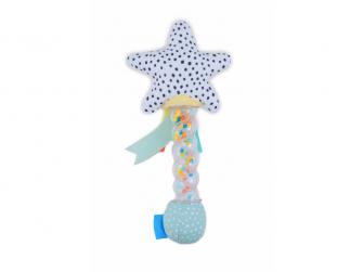 Chrastítko dešťová hůlka Hvězdička 2