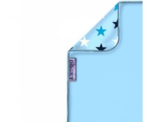 Deka Blanket Baby Blue / Blue Stars 3