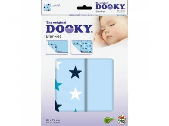 Deka Blanket Baby Blue / Blue Stars 4