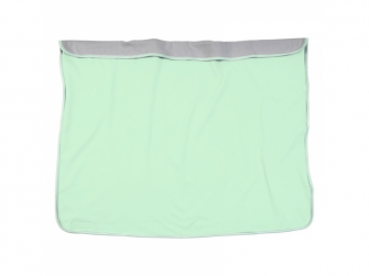 Deka Blanket Mint / Grey