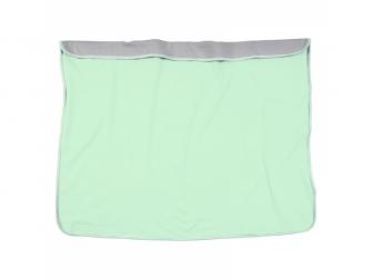 Deka Blanket Mint / Grey