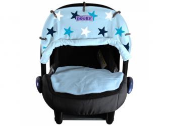 Clona Design Baby Blue / Blue Stars 2