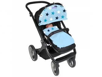 Clona Design Baby Blue / Blue Stars 4